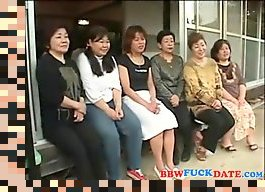 japanese wives group sex